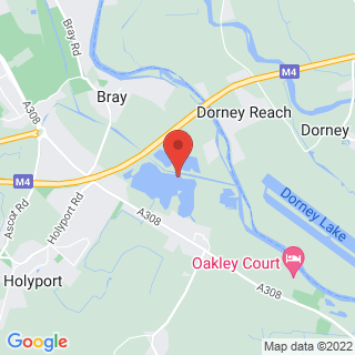 Bungee Jumping Bray, Windsor Location Map